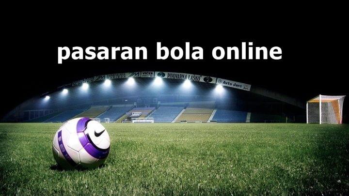 judi sepak bola online